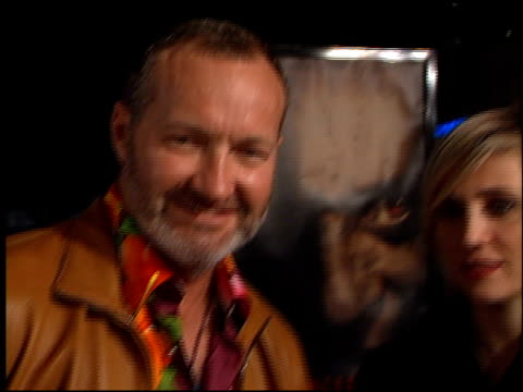 randy quaid at the 'hannibal' industry screening at the mann village theatre in westwood, california on february 1, 2001. - randy quaid stock videos & royalty-free footage