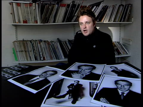 TURNS 50 Rankin interviewed on photographing Blair SOT