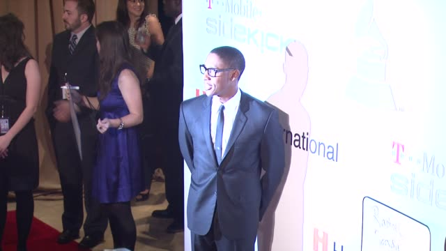 raphael saadiq at the pregrammy gala salute to industry icons with clive davis at los angeles ca - raphaël haroche stock videos and b-roll footage