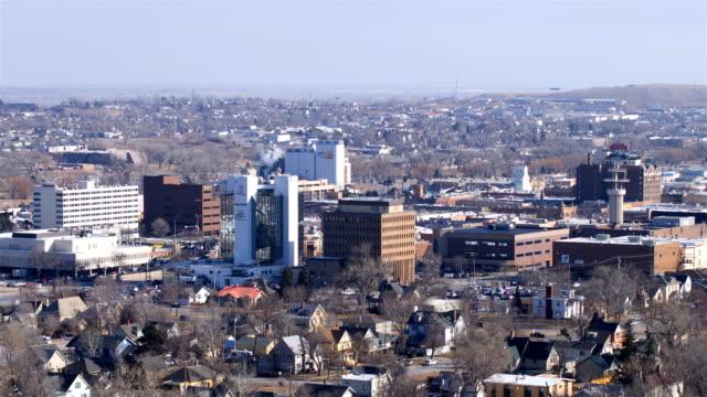 rapid city, south dakota, usa - rapid city stock videos & royalty-free footage