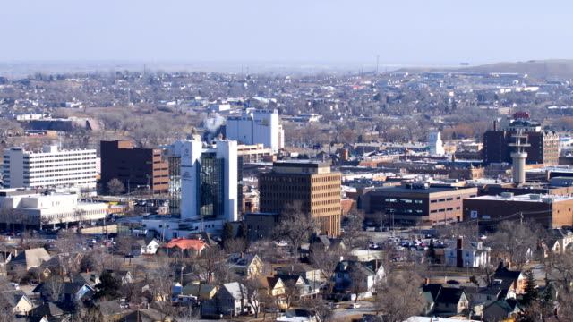 rapid city, south dakota, usa - south dakota stock videos & royalty-free footage