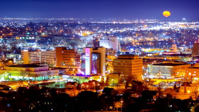 vídeos de stock e filmes b-roll de rapid city, south dakota, usa - rapid city
