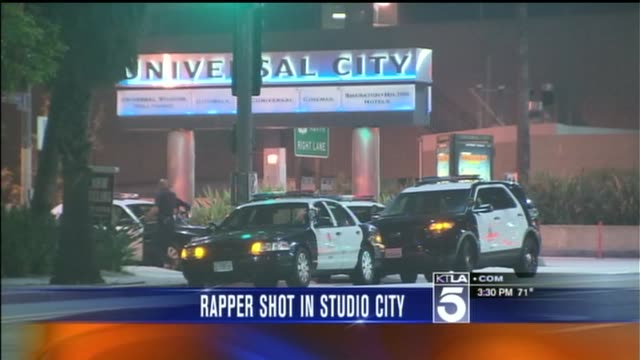 KTLA Rapper YG was doing 'fine' after being shot three times the recording artist's manager Police responded to a report that someone was shot in an...