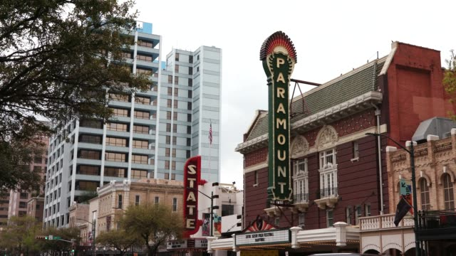 """rapture"""" red carpet premiere - 2018 sxsw film festival at the paramount theater on march 17, 2018 in austin, texas. - film festival stock videos & royalty-free footage"""