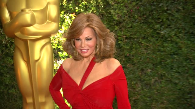 Raquel Welch at Academy Of Motion Picture Arts And Sciences' Governors Awards in Hollywood CA on