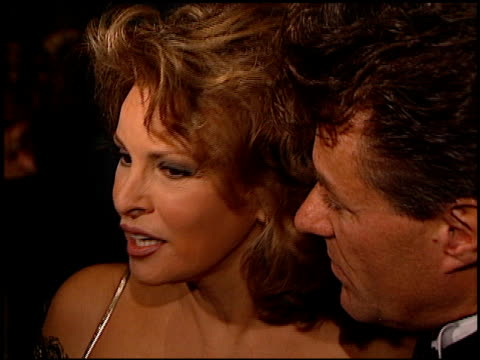 Raquel Welch at the 1998 Carousel of Hope Ball at the Beverly Hilton in Beverly Hills California on October 23 1998
