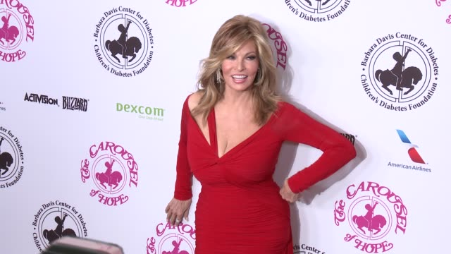 Raquel Welch at The 2016 Carousel of Hope Ball in Los Angeles CA
