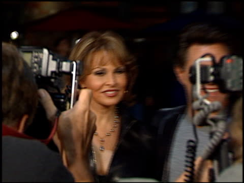 Raquel Welch at the 'Get Carter' Premiere on October 3 2000