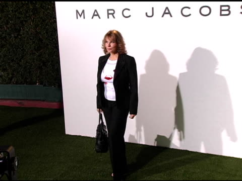 Raquel Welch at the Opening of Marc Jacobs' Three Los Angeles Stores at 8400 Melrose Place in Los Angeles California on March 17 2005