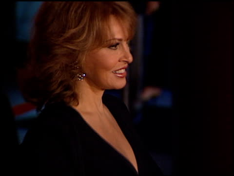 Raquel Welch at the 'Tortilla Soup' Premiere at DGA Theater in Los Angeles California on August 14 2001