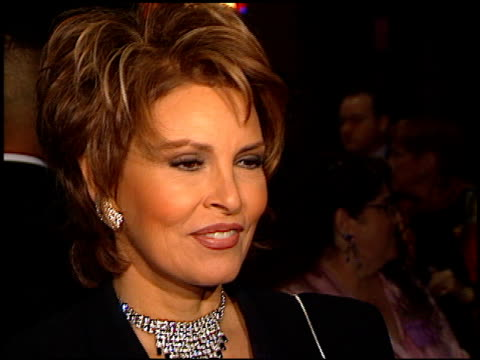 Raquel Welch at the 'Unhook the Stars' Premiere at Grauman's Chinese Theatre in Hollywood California on October 22 1996