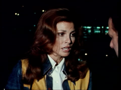 london raquel welch interview sof - raquel welch stock videos & royalty-free footage
