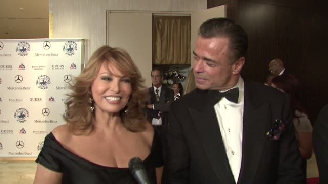 raquel welch on the event the evening's festivities at the 30th anniversary carousel of hope ball presented by mercedesbenz at los angeles ca - raquel welch stock videos & royalty-free footage