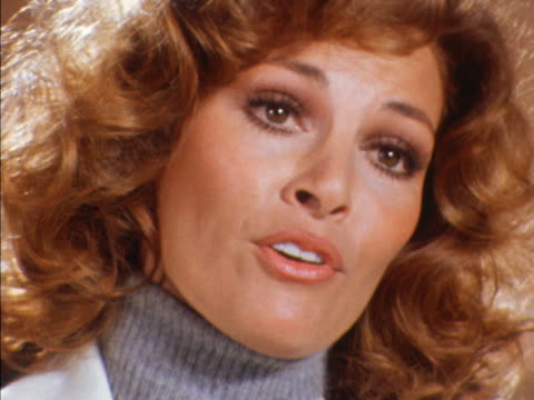 Raquel Welch talks about sexual attraction and Hollywood sex symbols