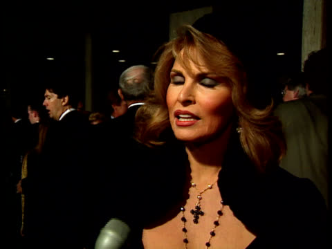 A NIGHT TO FIGHT DIABETES Raquel Welch talks about the play