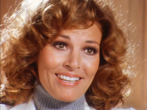 Raquel Welch talks about working in the movie industry and the importance of having a family