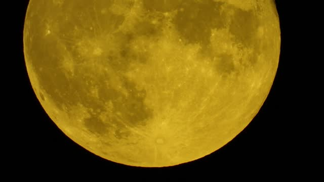 """rare blue moon â€"""" an additional full moon that appears in a season â€"""" was documented in exquisite detail from sofia, bulgaria, on august 22,... - space and astronomy stock videos & royalty-free footage"""