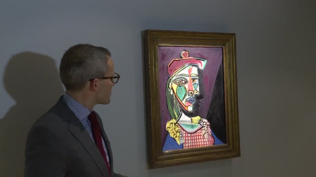 A rare Picasso painting on auction for the first time make its debut in Hong Kong at the start of a global tour on and is expected to fetch $50...