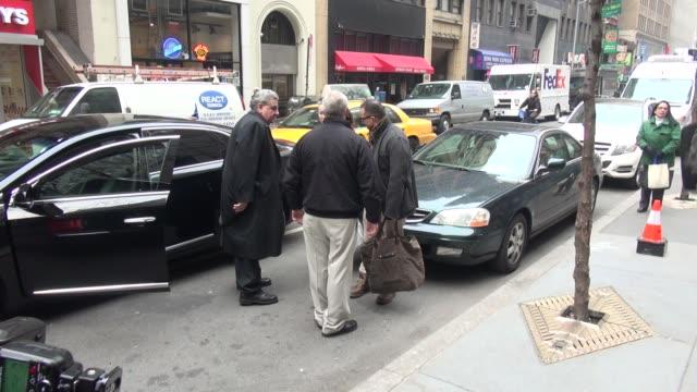 Rashida Jones arrives at the Today show in Rockefeller Center in Celebrity Sightings in New York