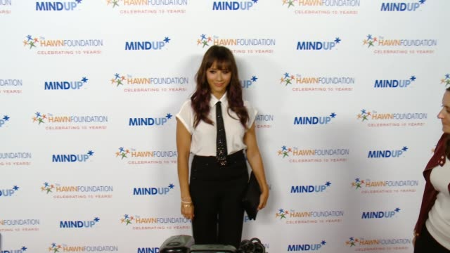 Rashida Jones at Goldie Hawn's Inaugural 'Love In For Kids' Benefitting The Hawn Foundation's MindUP Program Transforming Children's Lives For...