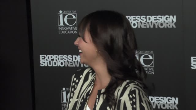 Rashida Jones at the A Night of Music and Fashion with Express at Smashbox Studios in Los Angeles California on February 16 2006