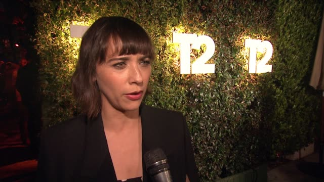 INTERVIEW Rashida Jones on being a big Chance the Rapper fan on technology her favorite piece of technology she owns on her show at the TakeTwo's...