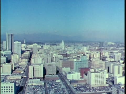 vidéos et rushes de 1970 montage rat problems in los angeles, california, usa, audio - 1970