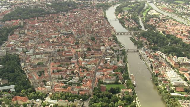 ratisbon - regensburg stock videos & royalty-free footage