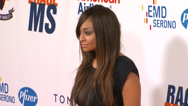 Raven Symone at the The 18th Annual Race To Erase MS CoChaired By Nancy Davis And Tommy Hilfiger at Los Angeles CA