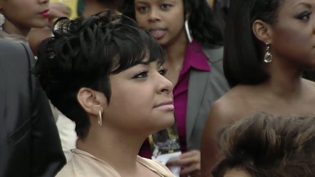 RavenSymoné at the 41st NAACP Image Awards at Los Angeles CA