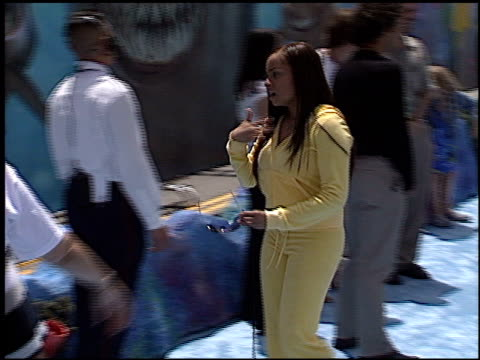 RavenSymone at the 'Finding Nemo' Premiere at the El Capitan Theatre in Hollywood California on May 18 2003
