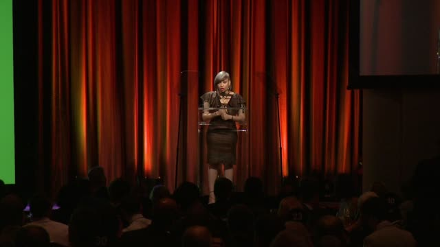 SPEECH RavenSymone talks about the suicide rate among LGBTQ youth at TrevorLIVE New York 2015 at Marriott Marquis Times Square on June 15 2015 in New...