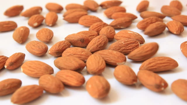 raw almond. - almond stock videos and b-roll footage