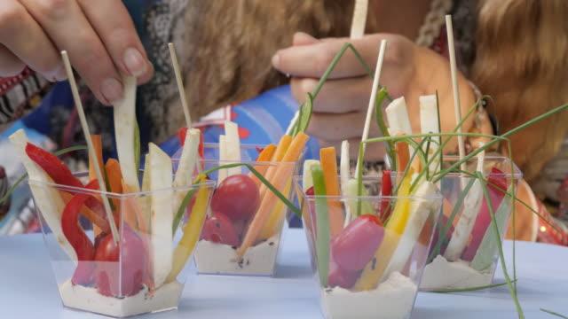 Raw Vegan Food Colorful Cuisine