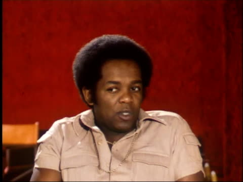"rawls talks about his youth in chicago going downtown at least once a week was what they did back then says chicago is a great training ground ""if... - soul music stock videos & royalty-free footage"