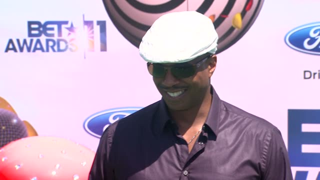 ray chew at the 2011 bet awards at los angeles ca - bet awards stock videos and b-roll footage