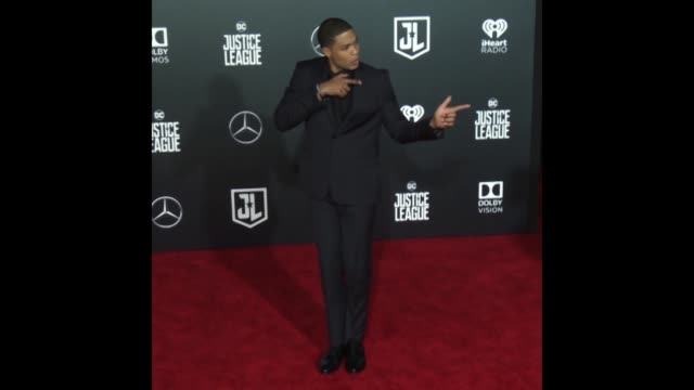 Ray Fisher Celebrity Video GIFs