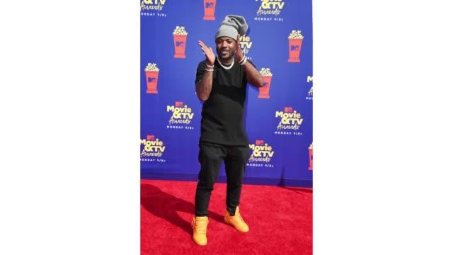 Ray J attends the 2019 MTV Movie and TV Awards at Barker Hangar on June 15 2019 in Santa Monica California