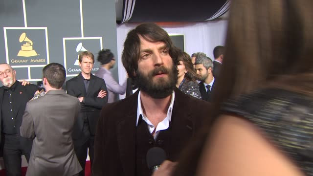 Ray LaMontagne on his multiple nominations if one award would mean more than another looking forward to seeing Bob Dylan perform and how he has...
