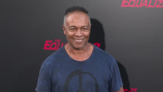 Ray Parker Jr at the 'The Equalizer 2' Premiere at TCL Chinese Theatre on July 17 2018 in Hollywood California