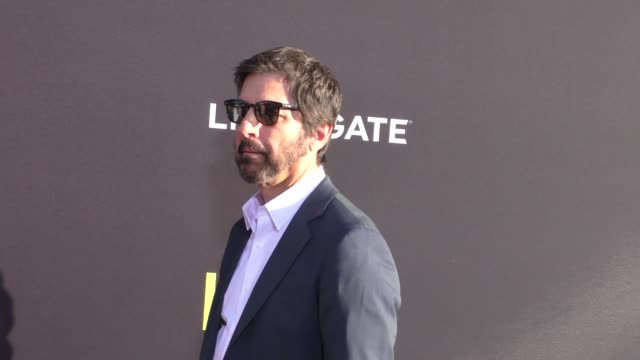 """ray romano at amazon studios and lionsgate present the los angeles premiere of """"the big sick"""" at arclight cinemas on june 12, 2017 in hollywood,... - arclight cinemas hollywood stock videos & royalty-free footage"""