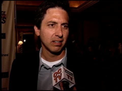 vídeos y material grabado en eventos de stock de ray romano at the race to erase at the westin century plaza hotel in century city, california on april 22, 2005. - race to erase ms