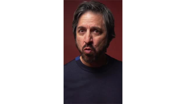 ray romano from 'paddleton' poses for a portrait in the pizza hut lounge in park city utah on january 26 2019 in park city utah - park city stock videos & royalty-free footage