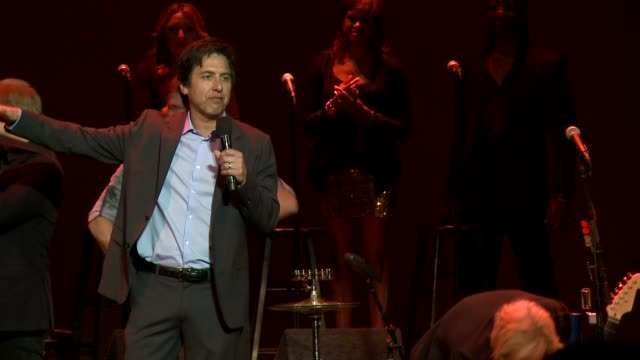 ray romano on stage at international myeloma foundation 6th annual comedy celebration benefiting the peter boyle research fund on 10/27/12 in los... - peter boyle stock videos & royalty-free footage