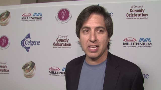 ray romano on what the evening means to him personally, what people would be surprised to know about peter boyle, what he's prepared for the evening... - peter boyle stock videos & royalty-free footage
