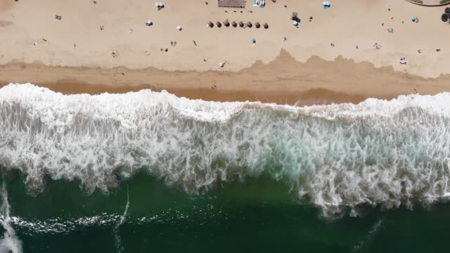 reñaca beach - on top of stock videos & royalty-free footage