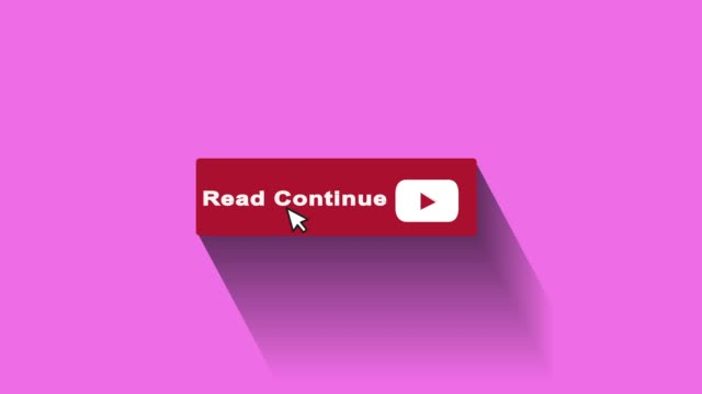 read continue button motion graphic and animation - representing stock videos & royalty-free footage