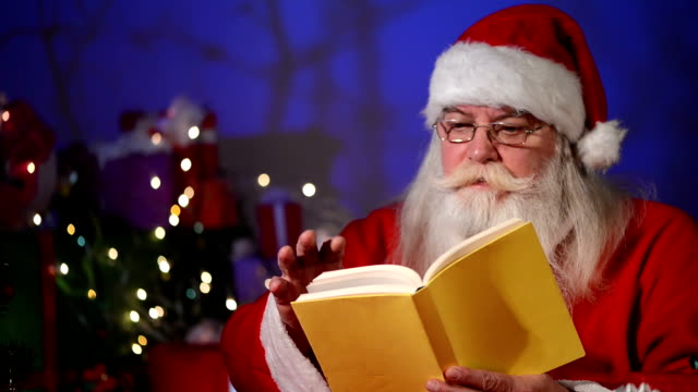 reading christmas story - book stock videos & royalty-free footage