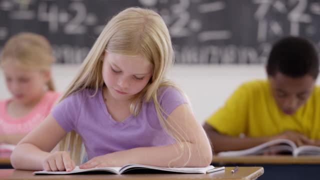 Reading through a Workbook