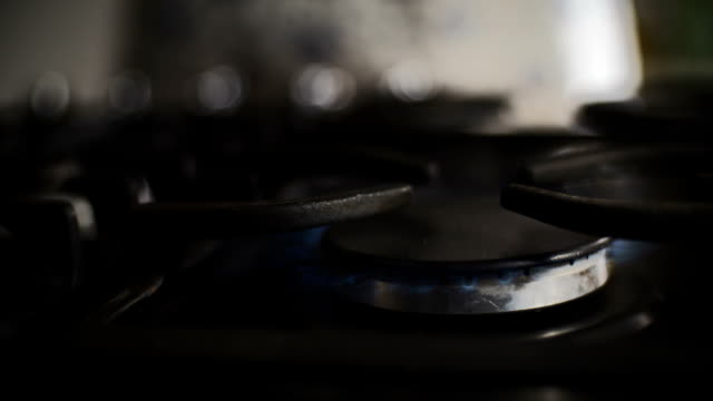 Bereit zum Kochen
